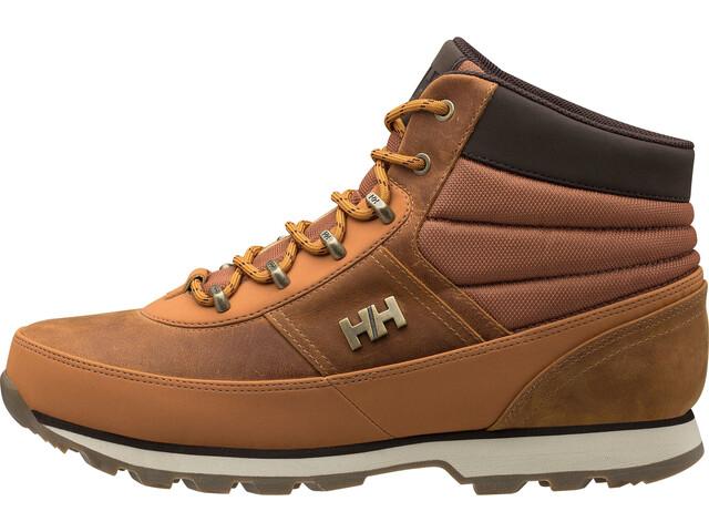 Helly Hansen Woodlands Chaussures Homme, honey wheat/cashew/sperry gum